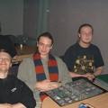 Janek (Yoohny), Marek, Paweł (ekipa Kraków)
