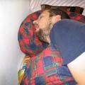 Boogie to niezły śpioch, dzwoniłem do niego przez kilka minut na komę ale nie udało mi się go sciągnąć z łózka :P